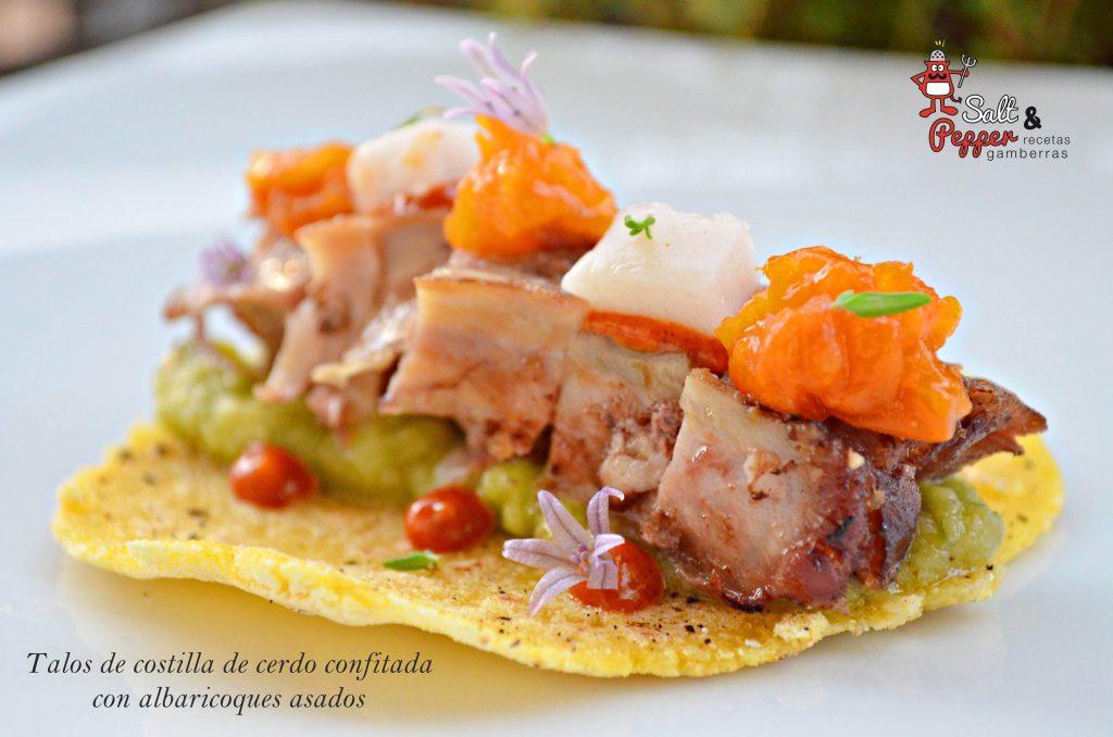 talo_costilla_cerdo_confitada_albaricoques_asados_2
