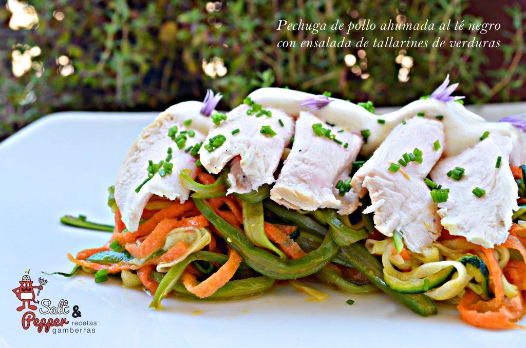 pechuga_pollo_ahumada_té_negro_tallarines_verduras_2