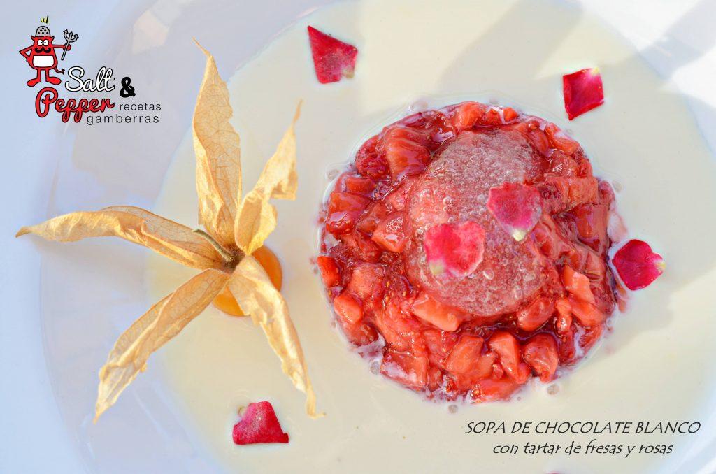 Sopa_chocolate_blanco_tartar_fresas_rosas_1