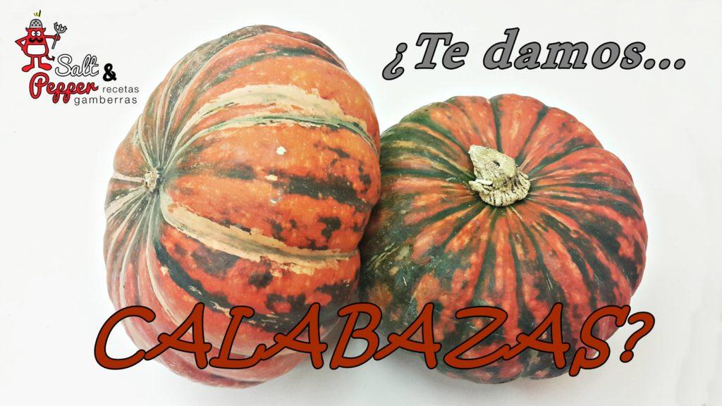 Calabaza dulde de asar