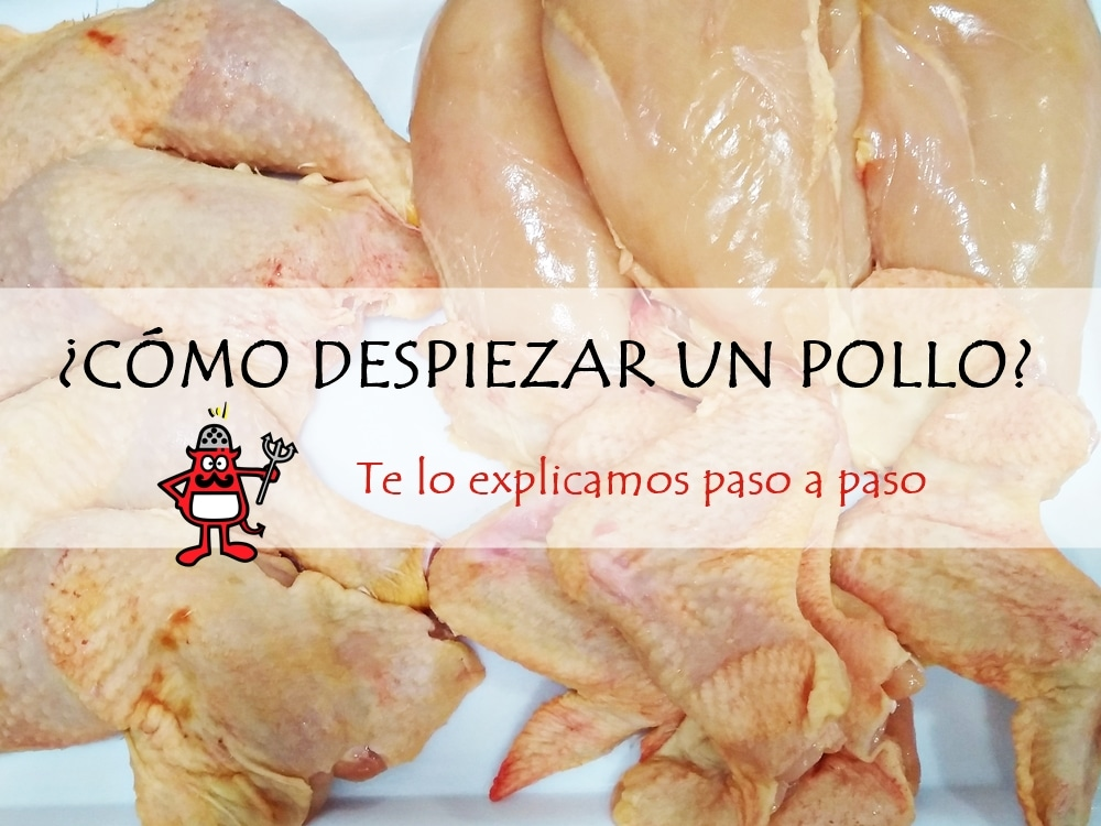 Pollo despiezado