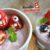 Mousse de fresas carnívoras
