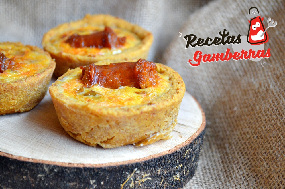 Quiches de chistorra
